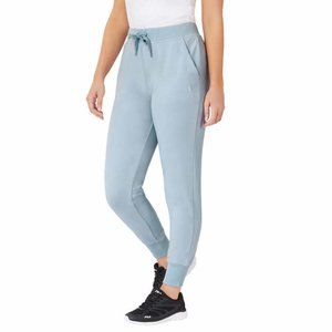 Fila Ladies' French Terry Jogger Blue